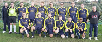 1st team 2004
