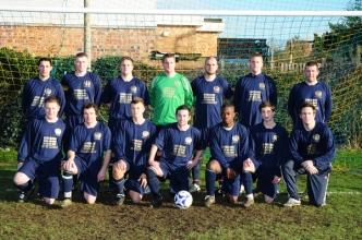 1st team 2010