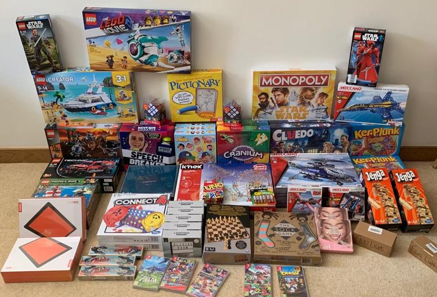 Games and Toys for the Marsden