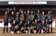 Team Photo Teck Cup Final 1996